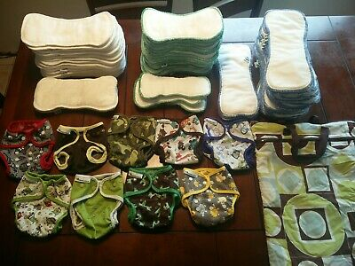 Best Bottom Cloth Diaper Lot. What You Need To Diaper Until Ready To Potty Train