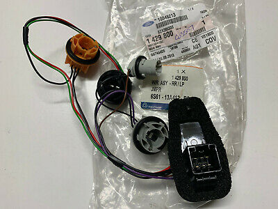 New Genuine Ford Fiesta Mk6 Rear Lamp Wiring Loom 2005 To 2008 St150 Zetec S Nos