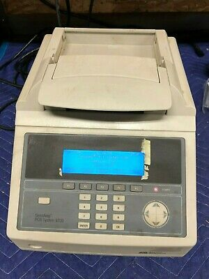 ABI Applied Biosystems 9700 GeneAmp PCR 96-Well Thermal Cycler