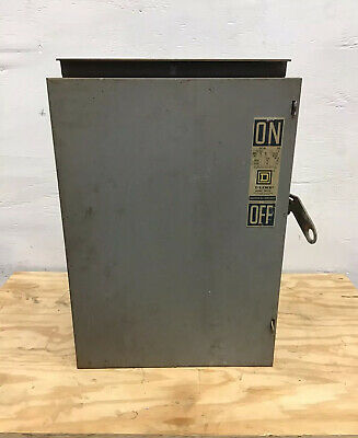 Square D I-Line PQ-3620 3PH 200AMP Busway Switch