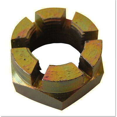 Ford 9N 8N Naa 600 601 800 801 2000 4000 Spindle Nut & Lower Link Pin Nut 387930