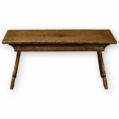 Arts & Crafts Gothic School English Oak Coffee Table by Jack Grimble of Cromer