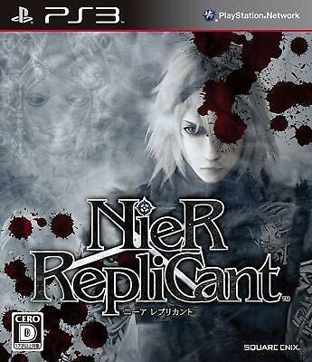 NieR Replicant PS3 square Enix Sony PlayStation 3 From Japan