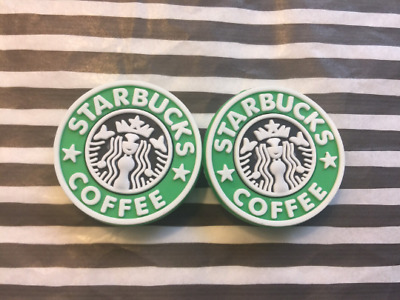 2 pcs 3D Starbucks Shoe Charm for your Crocs (FREE SHIPPING & 30% OFF)