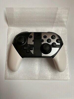 Genuine Nintendo Switch Pro Super Smash Bros Ultimate Edition Controller! Tested