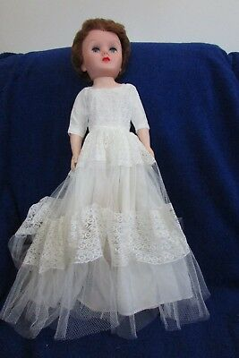 Vintage 1950's American Character Bride Doll?