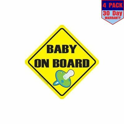 Expecting Mom Mother on Board Pregnancy Keep Distance Car Window Sticker Decal
