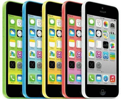 Apple iPhone 5C 8GB 16GB 32GB  for AT&T / GSM Unlocked / Verizon Unlocked