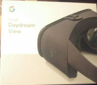 Google Daydream View VR Headset - Charcoal