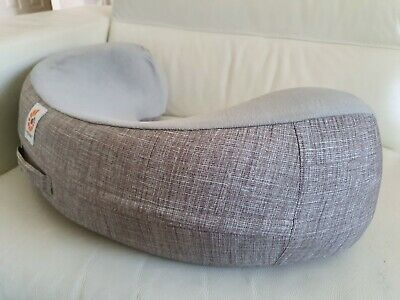Ergobaby Natural Curve Nursing / Feeding Pillow. As New Condition.