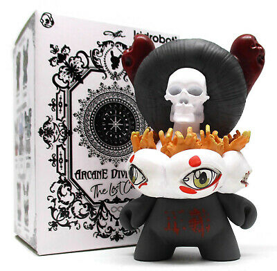 Nature Kidrobot x Arcane Divination Dunny Series 2 The Lost Cards