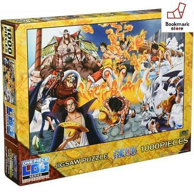 New ENSKY ONE PIECE 1000 Piece Jigsaw Puzzle F/S from Japan