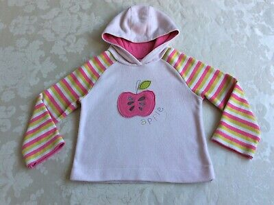 Next Girls Hoodie 4-5 years Pink Great used condition