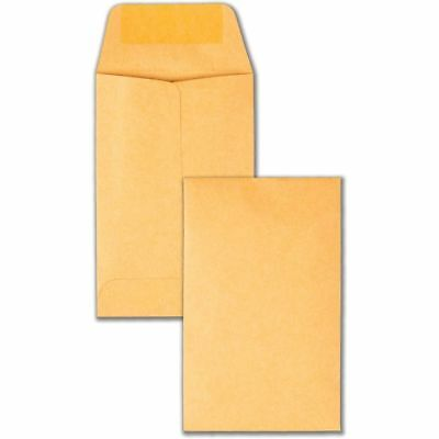 Quality Park Coin Small Parts Envelopes 2.25 x 3.5 inches # 1 Box of 500 (50160)