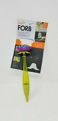 Boon Forb Silicone Brush, No Vase.