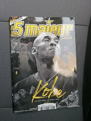 5Majeur Collector Hommage Kobe Bryant Lakers 08/02/2020 Sold Out