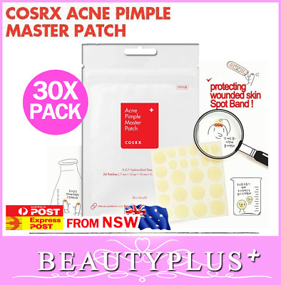 [COSRX] Acne Pimple Master Patch (24 Patch) Clear Fit Blemish Control