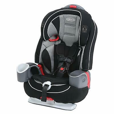 Graco Nautilus 65 LX 3 in 1 Harness Booster Car Seat, Matrix