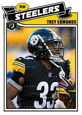 ACEO LAVON HOOKS PITTSBURGH STEELERS CUSTOM HAND MADE ART CARD