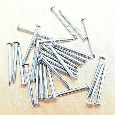 Escutcheon Pins Nails Stainless Steel 21mm Long Best Quality 100 - 1000 Amounts