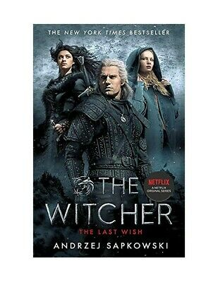 The Last Wish: Witcher 1: Introducing the Witcher Book Paperback - New