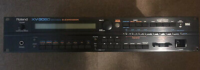 Roland XV-3080 128 Voice Synthesiser Module 2U rack mountable (now discontinued)