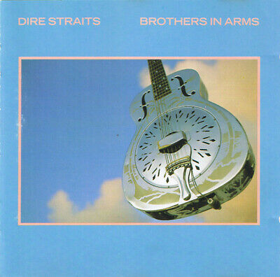 Dire Straits - Brothers In Arms (CD, Album, RP)