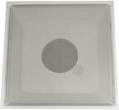 Drop Ceiling Perforated Vent/Register