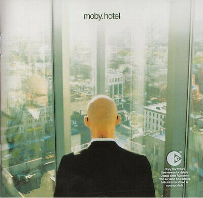 Moby - Hotel (CD, Album, Copy Prot.)