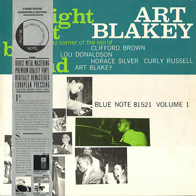 Art Blakey Quintet - A Night At Birdland Volume 1 (LP, Album, Mono, RE, RM)