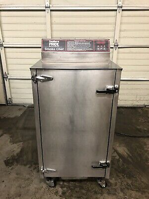 Southern Pride Stainless Smoke Chef Electric Model-SC-200