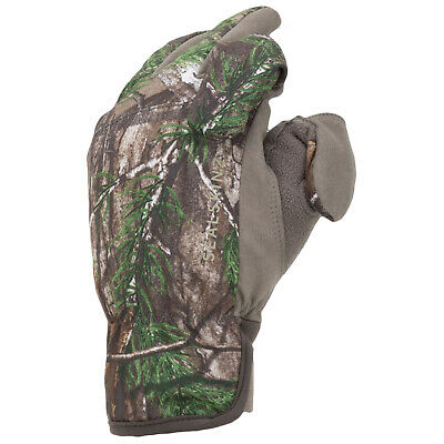Sealskinz Waterproof All Weather Camo Sporting Unisex Gloves - Realtree Xtra