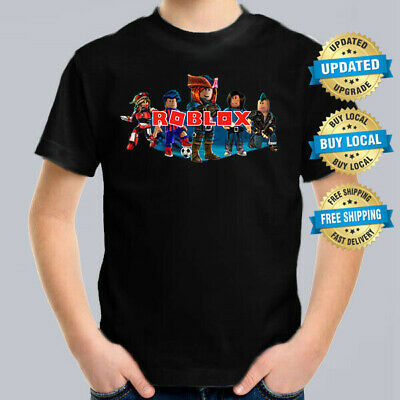 ROBLOX Classic Kids T-Shirt, Children Computer Game Tee Size 0-16