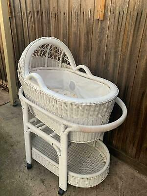 Baby Bassinet Cot Basket