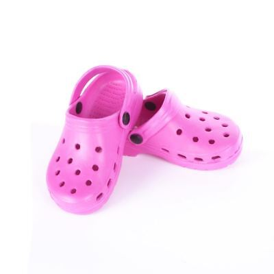 New Children Kids Clogs Girl Boys Summer Beach Holiday Casual Sandal Shoes Size