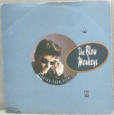 "The Blow Monkeys - Digging Your Scene (7"", Single)"