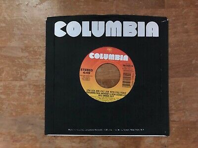 Lisa Lisa & the Cult All Cried Out / Behind My Eyes 45