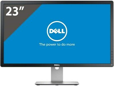 Dell Professional Series P2314H 23 in.16:9 IPS LED Monitor 1920x1080 Spkr Bar A