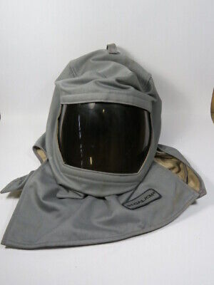 Chicago Protective Apparel Arc Flash Non-Ventilated Hood ATPV 51  USED