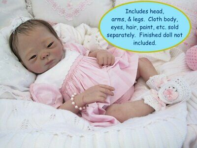 "DIY Blaze 19/"" Reborn Doll Parts Kit"