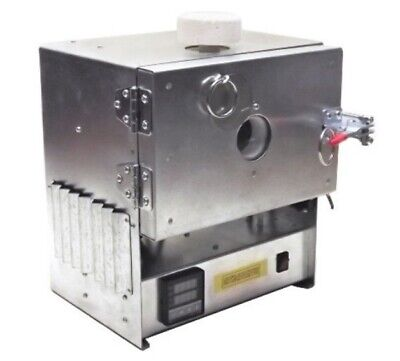 Universal Electrical Muffle Kiln with Quartz Window