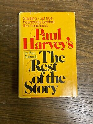 Paul Harvey's the Rest of the Story by Paul Aurandt (1977, Hardcover)