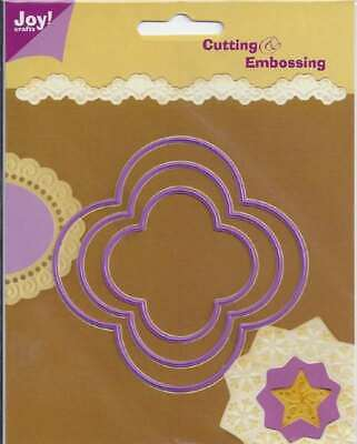 6002//0097 JOY CRAFTS Cutting /& Embossing Die BORDER