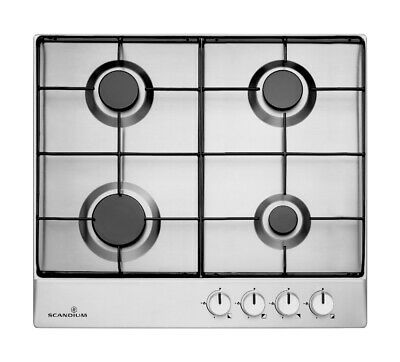 Scandium 60cm Gas Cooktop - SCGT60 | Clearance |