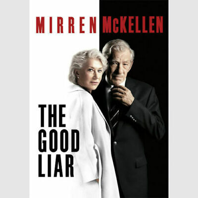The Good Liar NEW DVD * CRIME DRAMA * Shipping Now Today!