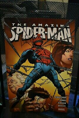Amazing Spider-Man by JMS Straczynski Ultimate Collection Vol 5 Marvel TPB NEW
