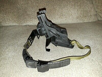 Preowned NOROTOS Rhino Mount Assembly With Bracket & Helmet Mount Strap