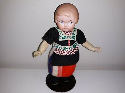 17.5cm Googly by Armand Marseille antique doll