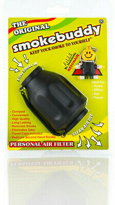 Smoke Buddy Original Black Personal Air Cleaner Authorised Seller