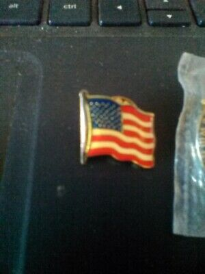 Usa Flag Pin 4 Of July Independence Day